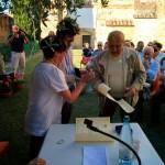 Premiazione Amleto Salvestrini